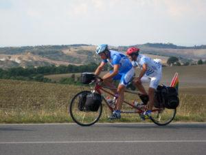 Giro in tandem & co. 2010