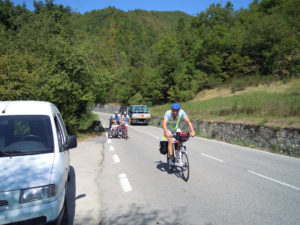 Giro in tandem & co. 2011
