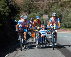 CicloVespa Pistoia - Lourdes 2013