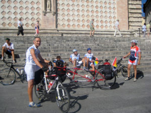 Giro in tandem & co. 2010