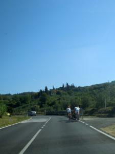 Giro in tandem & co. 2011