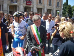Giro in tandem & co. 2012